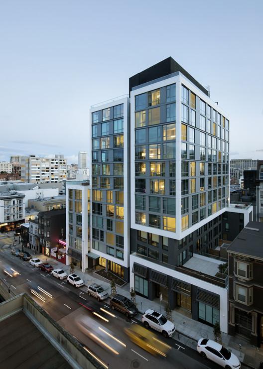 The Austin / Edmonds + Lee Architects
