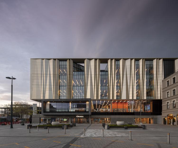 Tūranga / Schimdt Hammer Lassen Architects + Architectus, © Adam Mørk