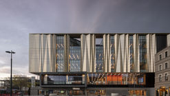 Tūranga / Schimdt Hammer Lassen Architects + Architectus