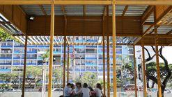 Amenidades urbanas: corredor de espacios públicos en Venezuela