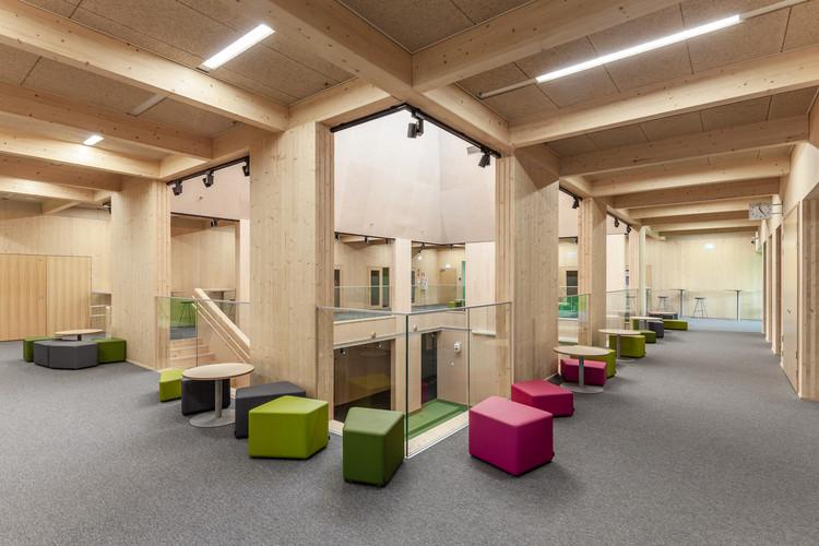 Timber School in Kuhmo / ALT Architects , © Ville-Pekka Ikola