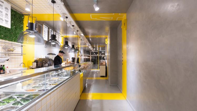 Restaurant Oh MyBowl / Estudio Montevideo + Pablo Dellatorre, © Gonzalo Viramonte