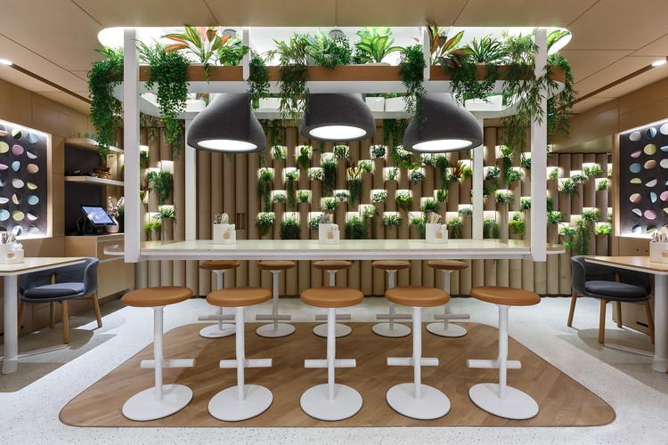 BAO MOCHI / Marat Mazur interior design, © Ivan Sorokin