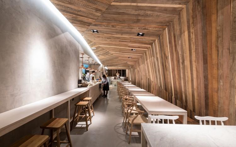 Restaurante Siamo / Estudio Montevideo + Pablo Dellatorre, © Gonzalo Viramonte