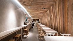 Restaurante Siamo / Estudio Montevideo + Pablo Dellatorre