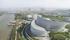 The Fuzhou Strait Culture and Art Centre / PES-Architects