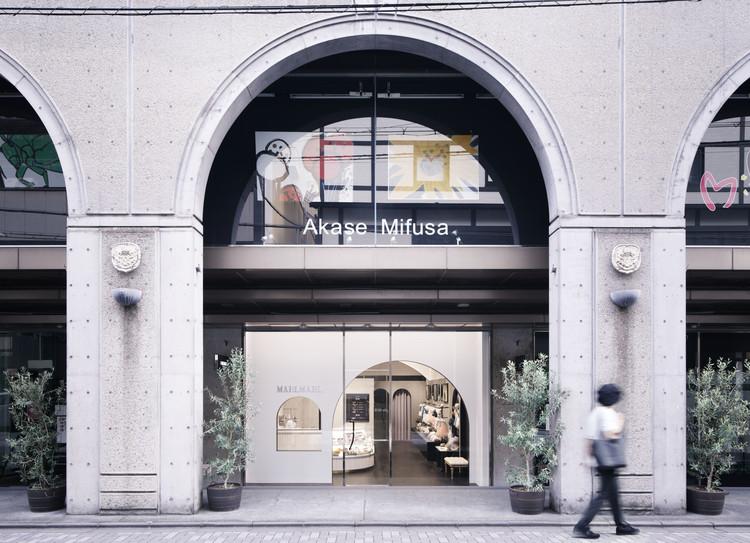 MARLMARL Sanjo-Street Kyoto / Atsushi Suzuki / TANSEISHA, © Nacasa & Partners
