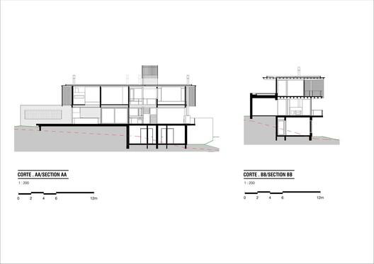 Cortesia de Reinach Mendonça Arquitetos Associados