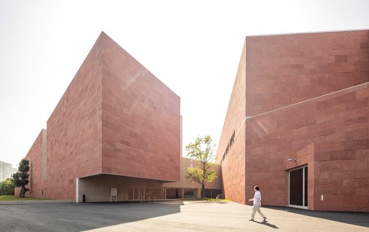 Museu Internacional do Design da China de Siza e Castanheira, pelas lentes de Fernando Guerra, © Fernando Guerra | FG+SG