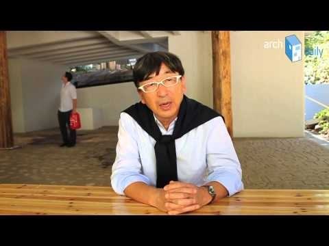 AD Interviews: The Japan Pavilion at the Venice Biennale / Toyo Ito, Akihisa Hirata, Sou Fujimoto
