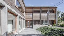 Nivezé House / Michel Prégardien Architecture