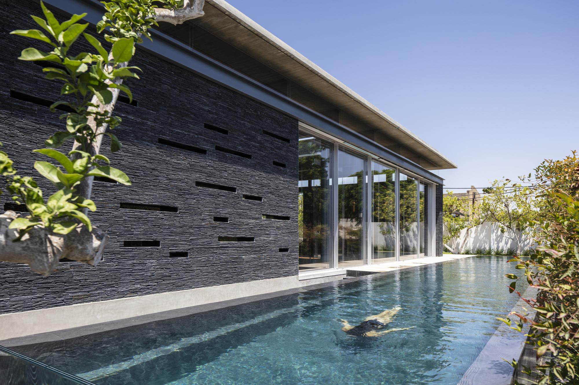 Pavilion House / Irene Goldberg + Pitsou Kedem Architects