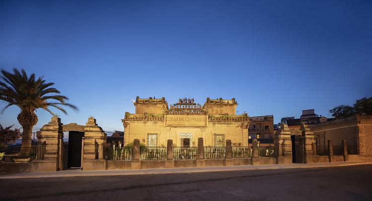 Casa de la Piedra / Pablo-M. Millán-Millán, © Javier Callejas