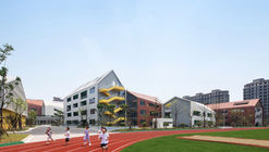 Hangzhou Haishu School of Future Sci-Tech City / LYCS Architecture
