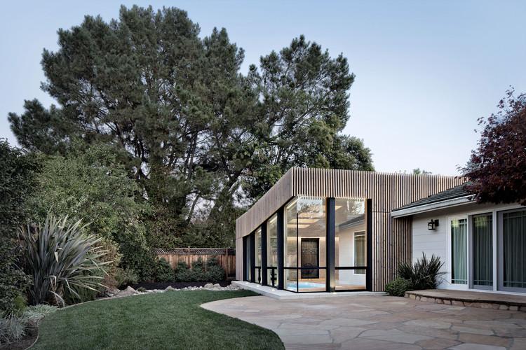 Extensión casa Los Altos / Framestudio, © David Wakely
