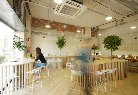 PLACE´TA Restaurant / Juan Moya Romero