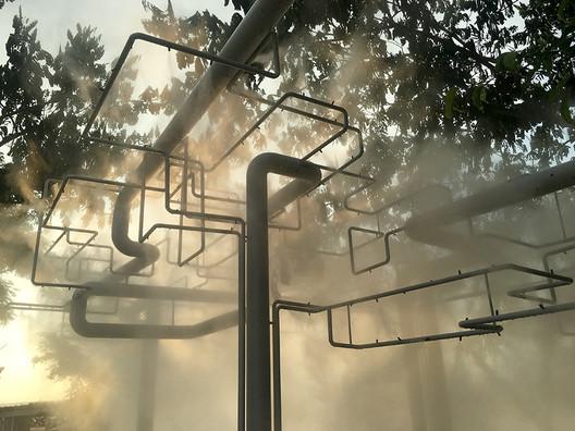 Taichung Central Park / Philippe Rahm. Image Courtesy of Philippe Rahm
