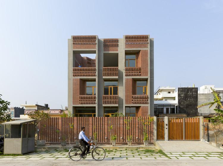 Singh Residence / Vir.Mueller Architects, © Saurabh Suryan & Lokesh Dang