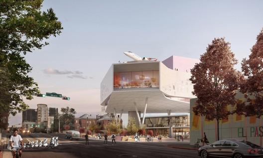 Snøhetta Selected to Design El Paso Children's Museum