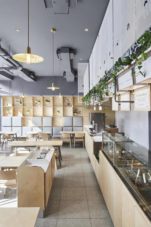 Junzi Kitchen Columbia University / Xuhui Zhang