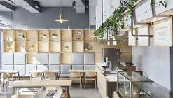 Junzi Kitchen / Xuhui Zhang