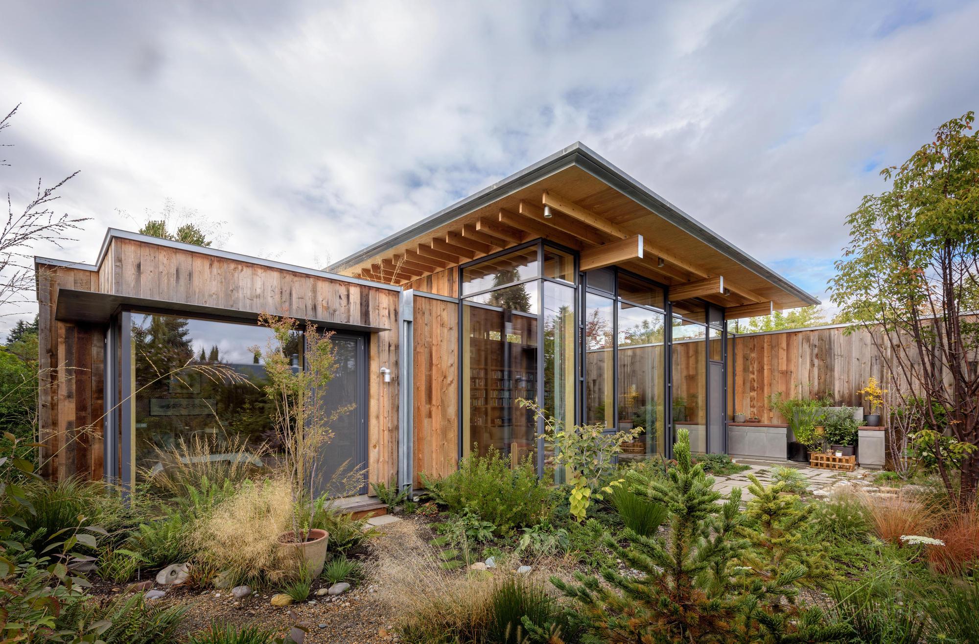 City Cabin / Olson Kundig
