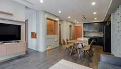 P02 Apartment / Comma Studio