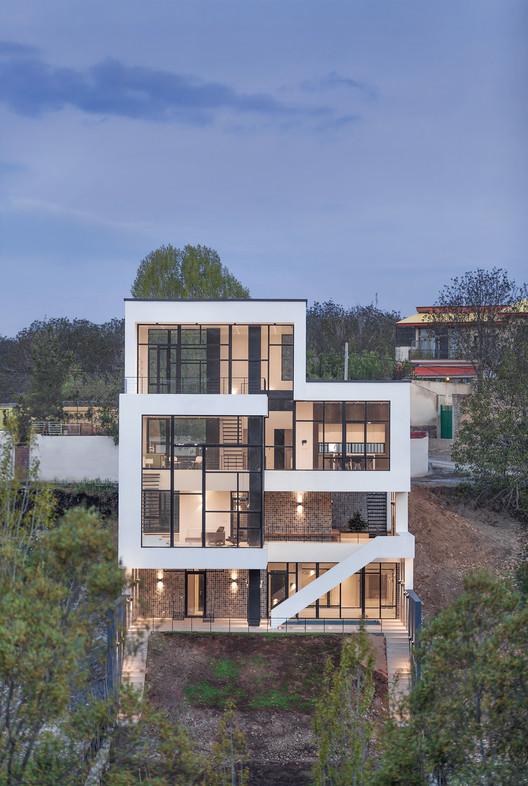 Villa Rudsār / A1Architecture