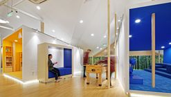 Smart Innovation Learning Center / NEILI LAB