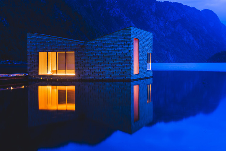 Sauna Soria Moria / Feste Landscape / Architecture, © Dag Jenssen