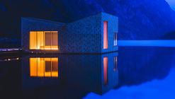 Sauna Soria Moria / Feste Landscape / Architecture