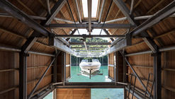 Berberis Boathouse / Wimshurst Pelleriti