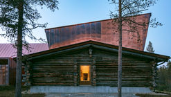 Jávri Lodge / Arkkitehtitoimisto Teemu Pirinen