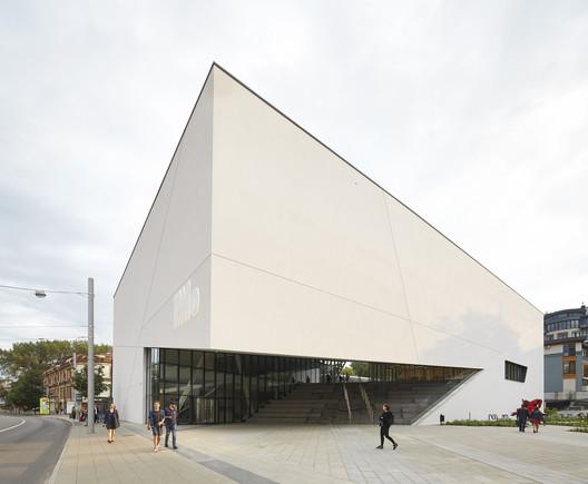 MO Museum of Modern Art / Studio Libeskind