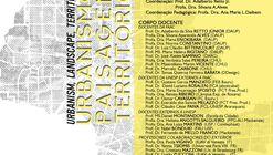 Curso de especialização Planejamento Urbano e Políticas Públicas: Urbanismo, Paisagem e Território