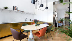 Apartment LC / Bogdan Ciocodeică Studio