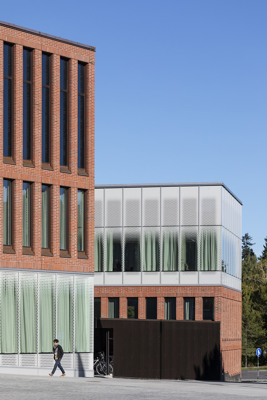 Aalto University Väre Building / Verstas Architects, © Andreas Meichsner