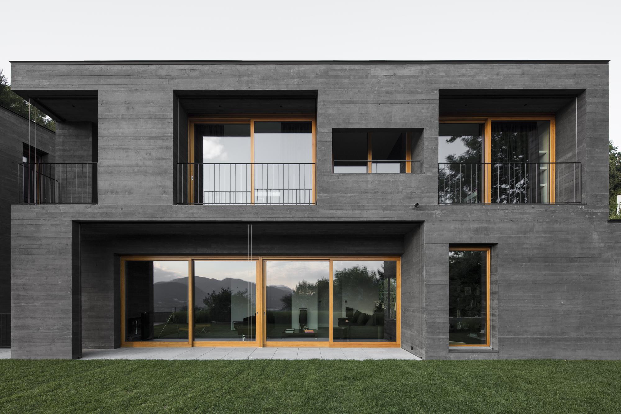 Villa Montagnola / Attilio Panzeri & Partners