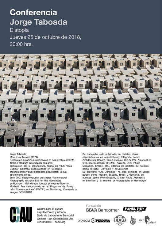 Distopía: Jorge Taboada , CCAU