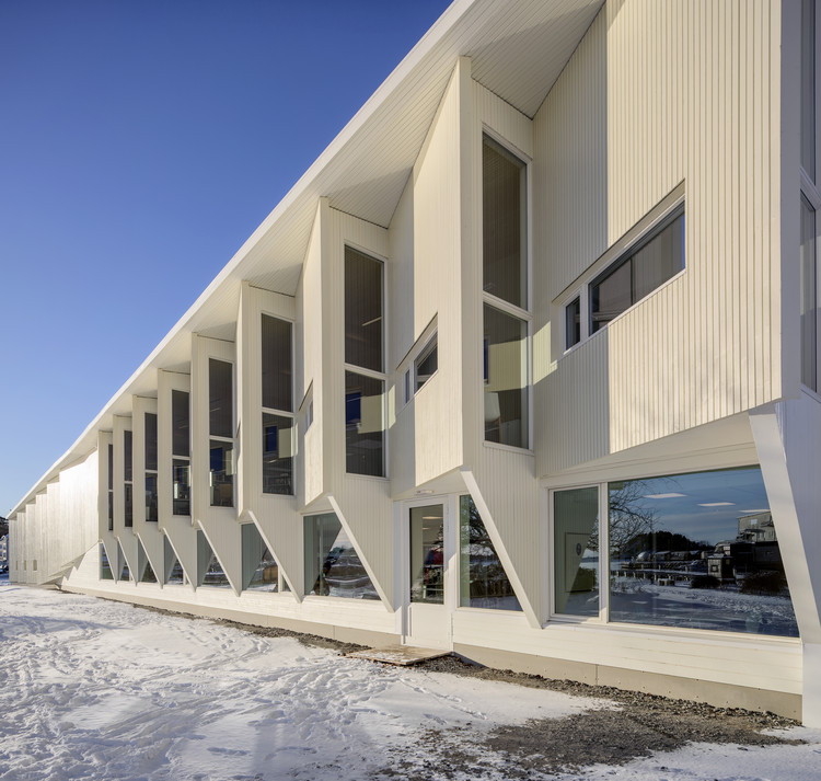 Biblioteca Grimstad / Helen & Hard, © Helge Eek