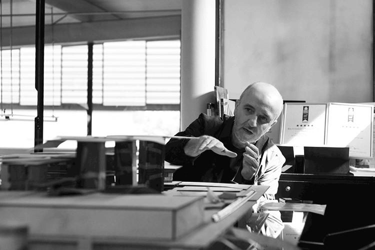 Julio Gaeta será el nuevo director del Instituto Superior de Arquitectura y Diseño en México, vía Gaeta-Springal Arquitectos