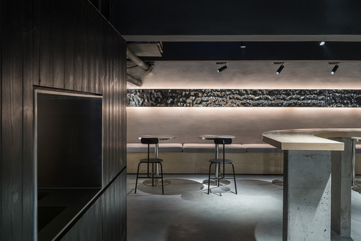 Dining area. Image © Chao Zhang