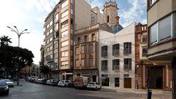 Edificio EL PLA / Juan Marco arquitectos