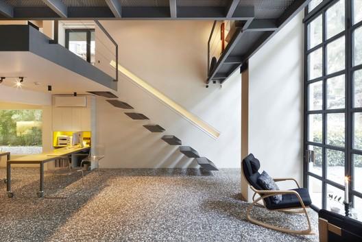 Studio Loft / Yerce Architecture + zaas