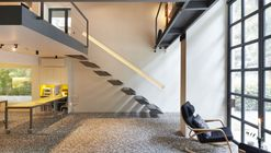 Studio Loft / Yerce Architecture + zaas