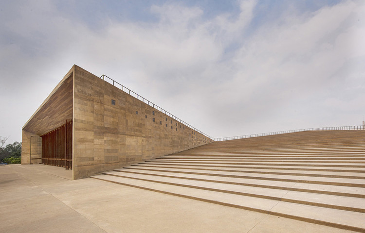 Teopanzolco Cultural Center by Isaac Broid + PRODUCTORA Wins the Oscar Niemeyer Award, © Jaime Navarro