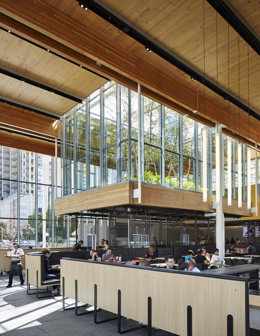 Ross Barney Architects Clt Design For Mcdonald S Expands