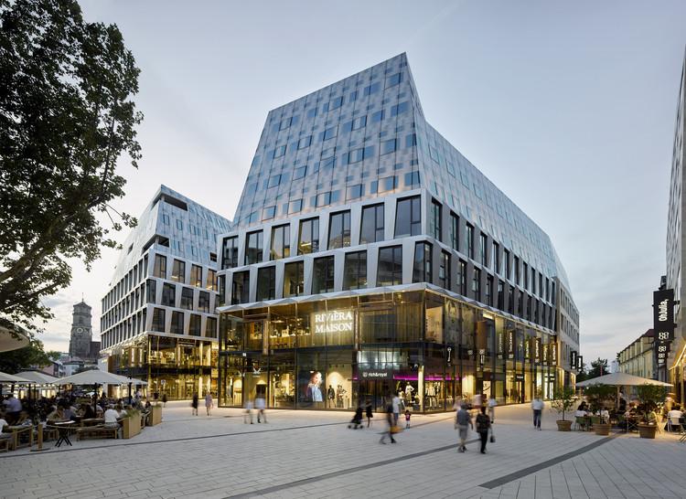 Dorotheen Quartier / Behnisch Architekten, © David Matthiessen