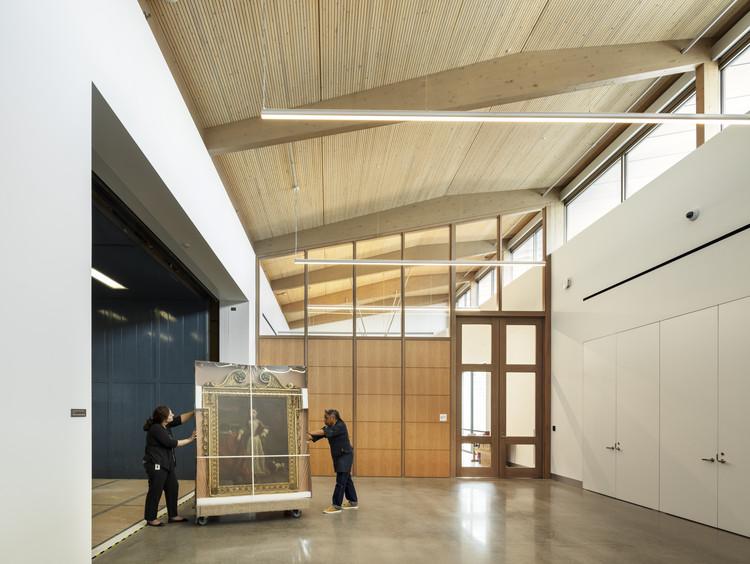 Houston Museum of Fine Arts / Lake Flato Architects, © Richard Barnes