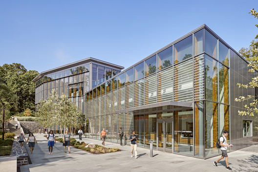 Duke Student Wellness Center / Duda|Paine Architects